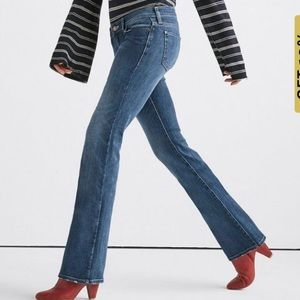 Lucky Brand Little Maggie flare jeans